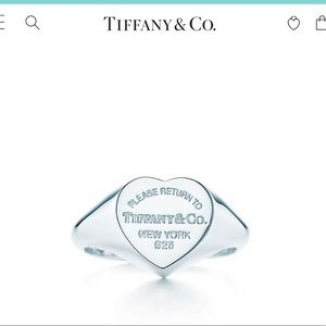 🌸Return to Tiffany Ring🌸